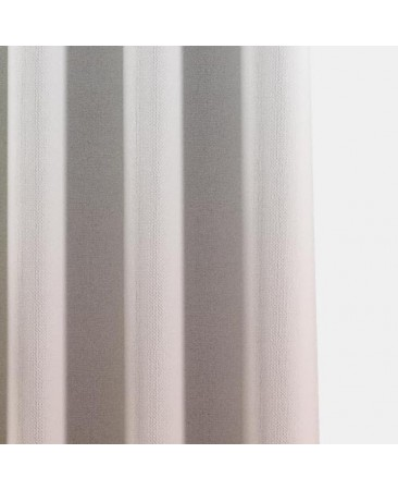 Almond and White Ombre Eyelet Curtain