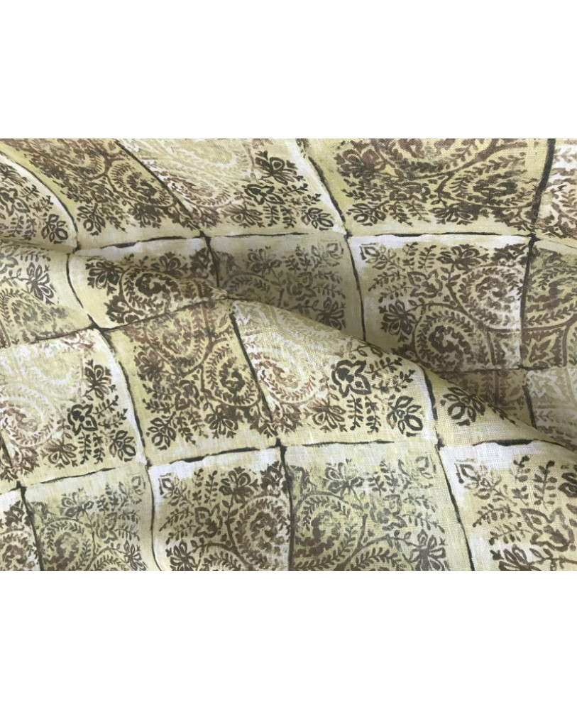 LINENS STUDIO CUSTOMISED FABRIC LS-116-8023